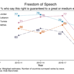 Freedoms and Retrenchment in MENA